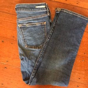 Anthropologie {Pilcro and the letterpress} jeans